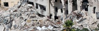 Closing in on Aleppo
