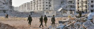 In Syria, a Turkish Ally's Untimely Departure