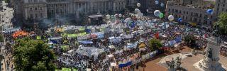 The Uphill Battle To Turn Argentina's Economy Around