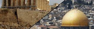 Athens and Jerusalem: City of Reason, City of Faith