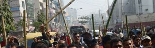 In Bangladesh, More Tensions Expected After National Elections