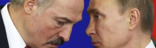 The Russia-West Standoff Manifests in Belarus