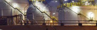 Bolivia inaugurates its Carlos Villegas natural gas plant on Aug. 24.