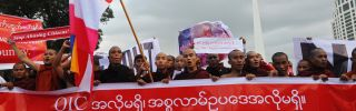The Buddhist Core of Fractured Myanmar
