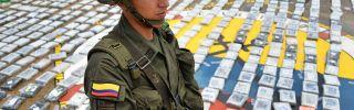 Cocaine Complicates Peace Talks In Colombia
