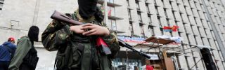 Ukraine's Government Tries to Retake Control in the East