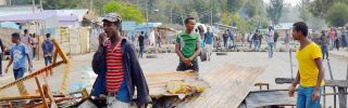 A Muffled Insurrection in Ethiopia