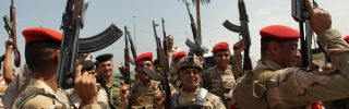 Iran Faces a Resurging Threat from Iraq