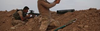 The Islamic State Loses Ground in Iraq