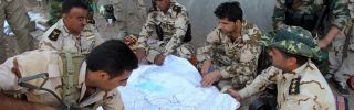 Rebel Coalitions' Strength Rivals the Islamic State's
