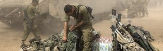 Israel Pulls Ground Forces out of Gaza Strip