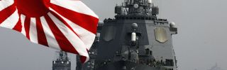 A Japanese Warship