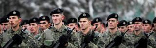 Kosovo Struggles to Create an Army