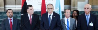 Libya Unity Government Deal