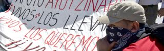Normalista Unrest Highlights Mexico's Geographic Challenge