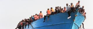Each year, thousands of migrants reach Europe from North Africa by way of the central and eastern Mediterranean routes. Now the European Union is looking for ways to put a stop to these treacherous journeys.