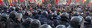 Amid Protests, Moldova Finally Appoints a Government
