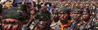 Myanmar's Ethnic Militants