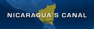 Nicaragua Canal Display