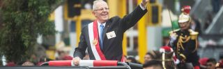 Peru's President Negotiates the Country's Problems