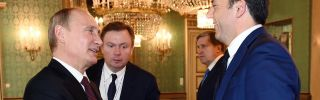 Italy Seeks Far-Reaching Cooperation from Russia