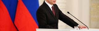 A Chronology Of Russia from Yeltsin's Fall Through Putin's Rise