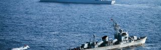More Than Meets the Eye in the South China Sea