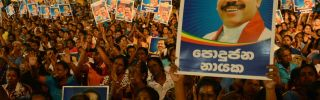 Sri Lanka's Political Establishment Faces a Challenge