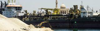 The New Suez Canal: Egypt Polishes Its Image
