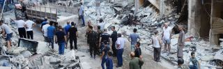 Syria's Rebels Lose Support When They Need It Most