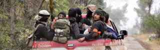 Syria's Rebels Turn on Each Other