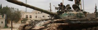 Syria: Can A Rebel Offensive Defeat Damascus?