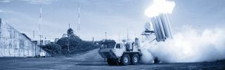 South Korea is considering allowing for deployment of two U.S. Terminal High Altitude Area Defense (THAAD) interceptors.