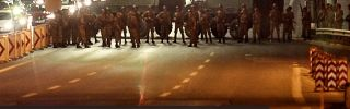 Coup Underway in Turkey