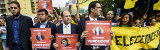 Washington still has the upper hand over Caracas.