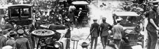 The 1920 Bombing of JP Morgan Bank On Wall Street