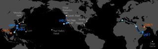 U.S. Naval Update Map: March 15, 2018
