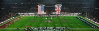 The Denver Broncos and San Francisco 49ers squared off for a game in London on Oct.31, 2010, as part of the NFL International Series, launched in 2007.