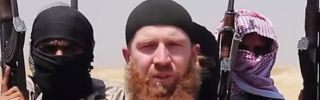 "Omar al-Shishani, often dubbed the Islamic State's ""minister of war."""