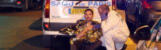 The Paris jihadist attacks on the Bataclan