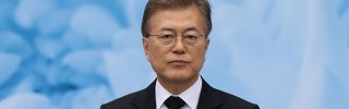 South Korean President Moon Jae In is meeting with U.S. President Donald Trump on June 29 and 30 in Washington.