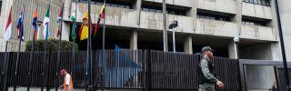Venezuela Supreme Court grenade attack Caracas Nicolas Maduro unrest coup rumors
