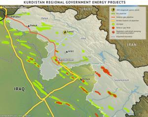 Kurdistan Energy Projects