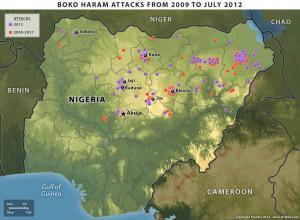 Boko Haram Militant Activity