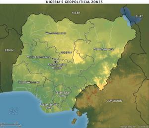 Nigeria's Geopolitical Zones