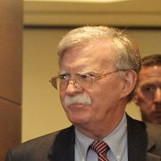 Former U.S. national security adviser John Bolton.