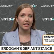 Emily Hawthorne on Bloomberg TV