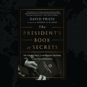 graphic The President's Book of Secrets by David Priess