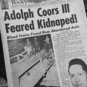 February 10, 1960 cover of The Rocky Mountain News