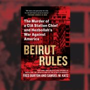 Beirut Rules cover graphic